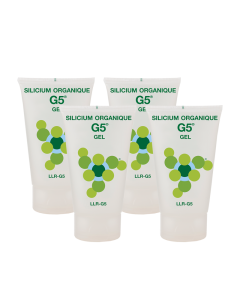 Organic Silicon G5 Gel 4 X 150ml
