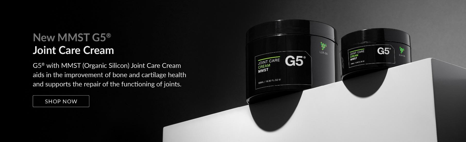 MMST G5® Joint Care Cream 500ml